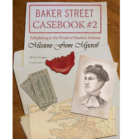 Fearlight Games Baker Street: Casebook #2 - Missions from Mycroft