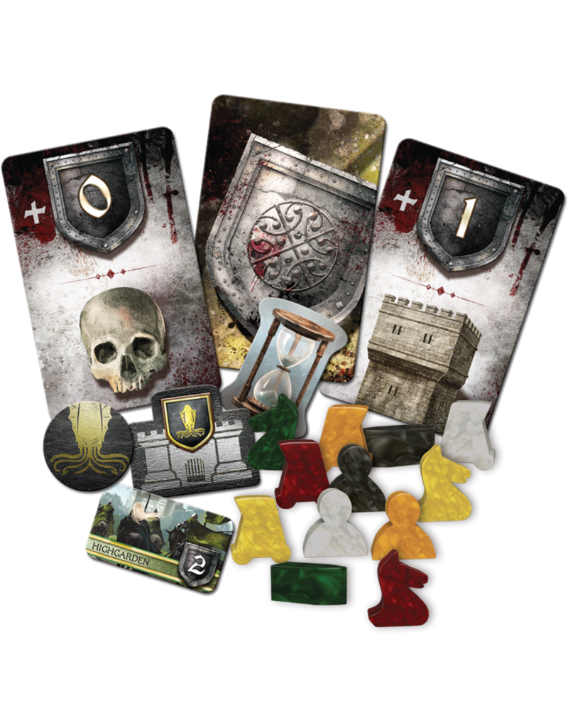 Asmodee - Fantasy Flight Games A Game of Thrones: The Board Game (Second Edition)