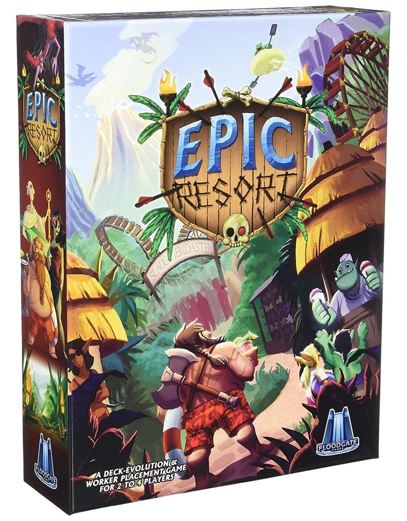 Floodgate Games Epic Resort