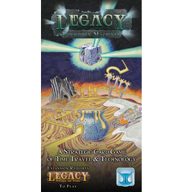 Legacy - Gears of Time: Forbidden Machines
