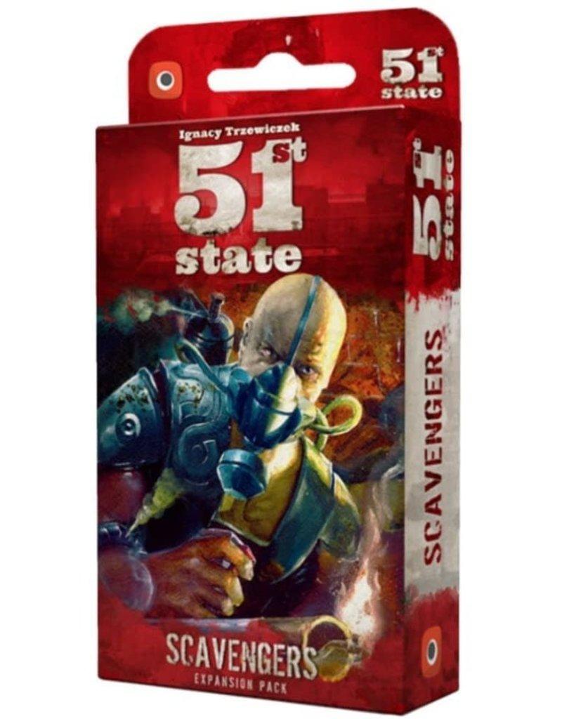 Portal Games 51st State: Master Set - Scavengers