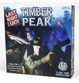 Flying Frog Productions Last Night on Earth: Timber Peak