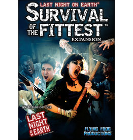 Flying Frog Productions Last Night on Earth: Survival of the Fittest