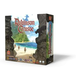 Robinson Crusoe: Adventures on the Cursed Island (Revised Edition)