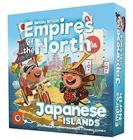 Imperial Settlers - Empires of the North: Japanese Islands Expansion