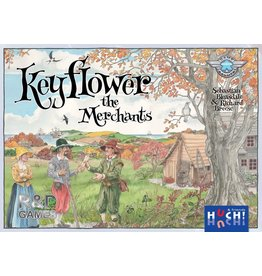 Keyflower: The Merchants Expansion