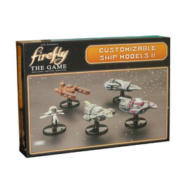 Firefly: Customizable Ships II