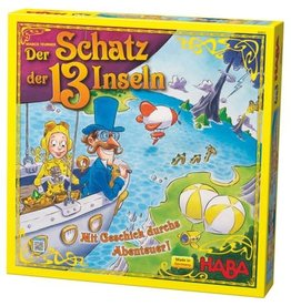 Der Schatz der 13 Inseln (The Treasure of the 13 Islands)