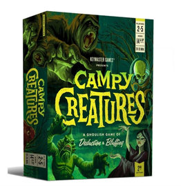 Keymaster Games Campy Creatures (Second Edition)