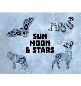 Sun, Moon, & Stars