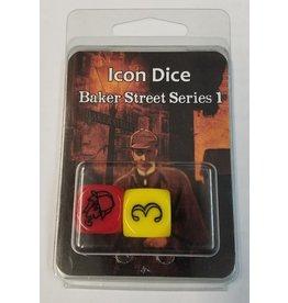 Baker Street: Icon Dice (2)
