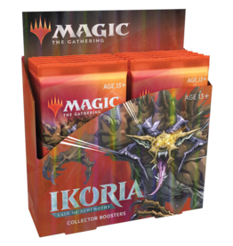 Wizards of the Coast Ikoria Collector Booster Box