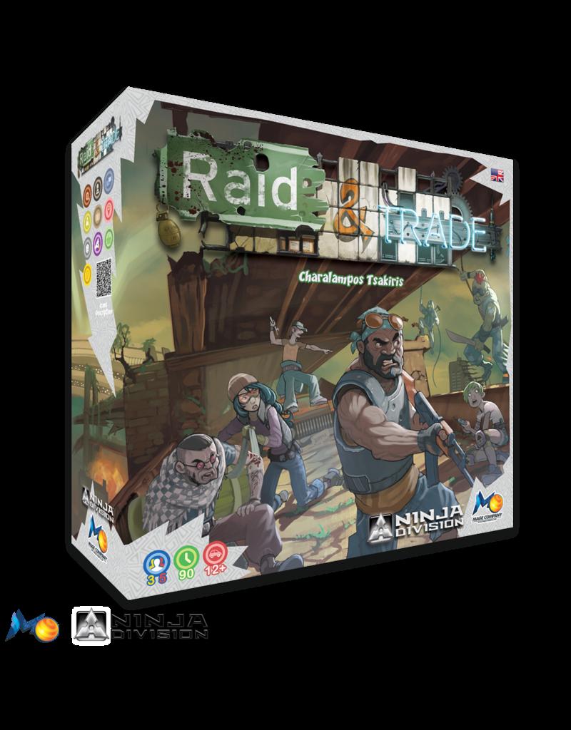 Mage Company Games Raid & Trade (2015)