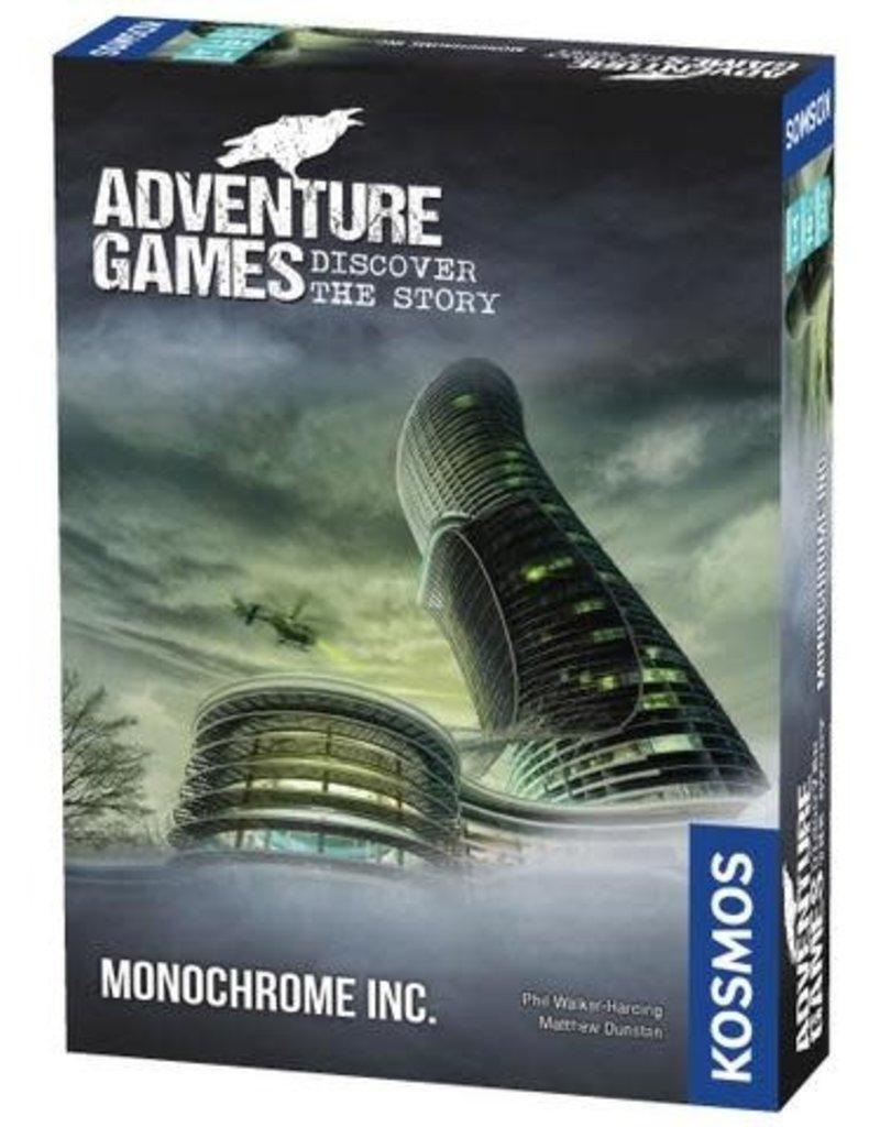 KOSMOS Adventure Games: Monochrome Inc