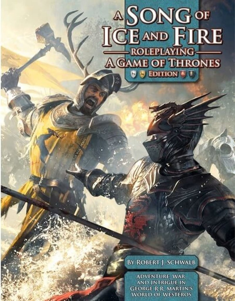 Green Ronin A Song of Ice and Fire RPG: A Game  of Thrones Edition