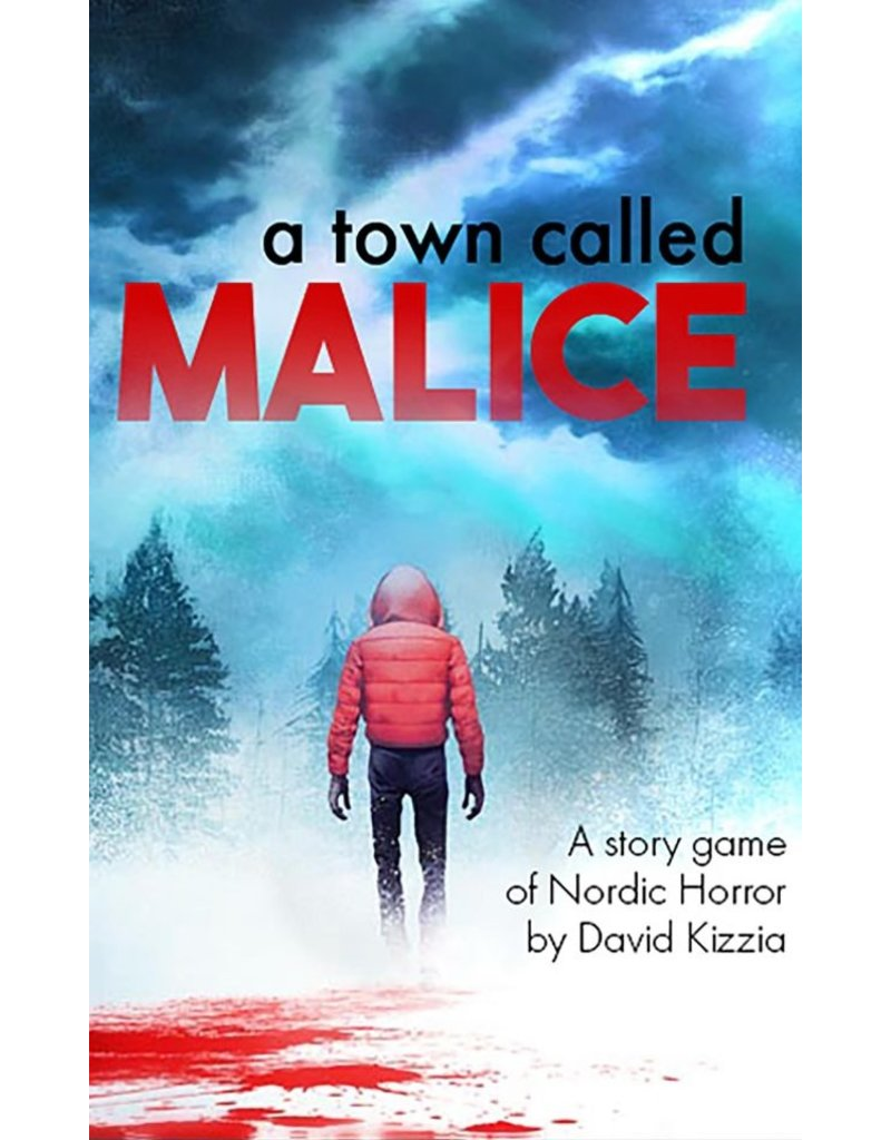 Monkey Fun Studios A Town Called Malice: A Story Game of Nordic Horror