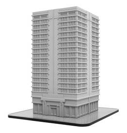 Monsterpocalypse: Apartment Building