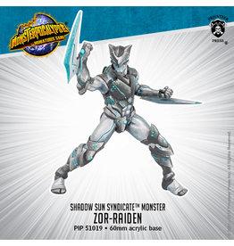 Monsterpocalypse: Zor-Raiden (Shadow Sun Syndicate)