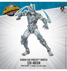 Monsterpocalypse: Zor-Maxim (Shadow Sun Syndicate)