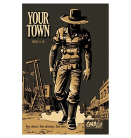 Your Town (CYOA Graphic Novel Series)