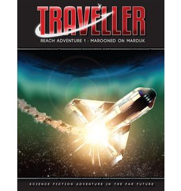 Traveller: Reach Adventure 1 - Marooned on Marduk