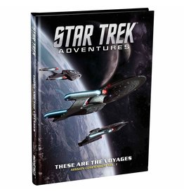 Star Trek Adventures: These are the Voyages, Vol. 1