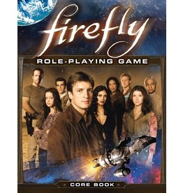 Firefly RPG: Core Book (Hardcover)