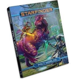 Starfinder: Pact Worlds (Hardcover)