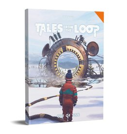 Tales from the Loop: Out of Time Campaign Book