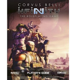 Infinity RPG: Player's Guide