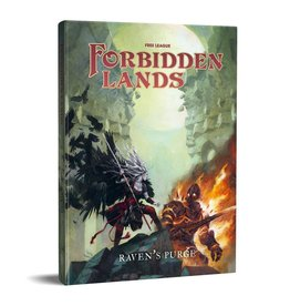 Forbidden Lands: Raven's Purge Campaign Book