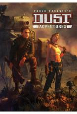 Modiphius Dust Adventures: Core Book