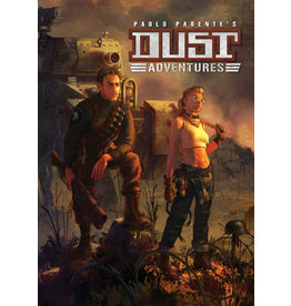 Dust Adventures: Core Book