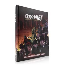 City of Mist: Master of Ceremonies Toolkit