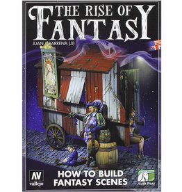 The Rise of Fantasy: How to Build Fantasy Scenes
