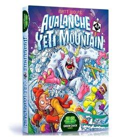 Avalanche at Yeti Mountain