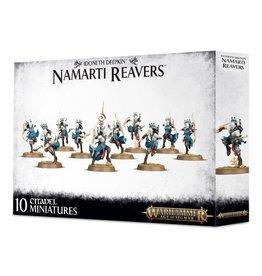 Citadel AoS: Idoneth Deepkin - Namarti Reavers