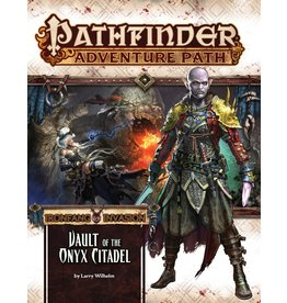 Paizo Pathfinder: Vault of the Onyx Citadel