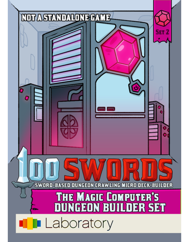 Laboratory Games 100 Swords: The Magic Computer's Dungeon Builder Set