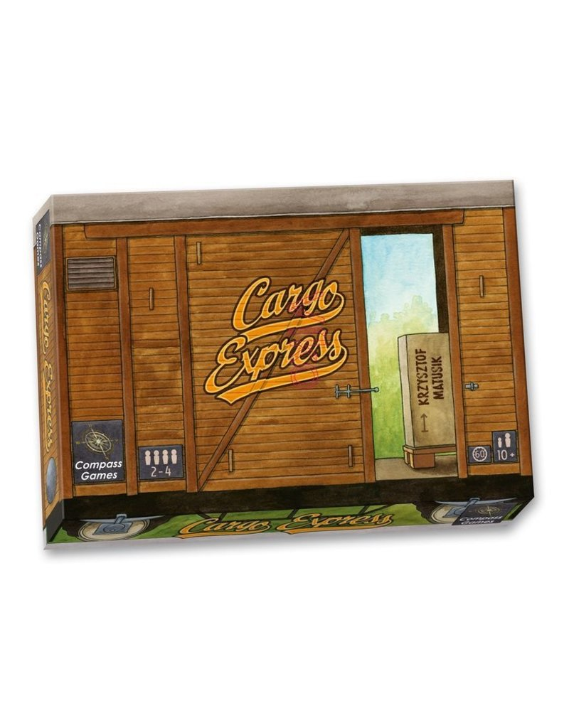 Breaking Games Cargo Express