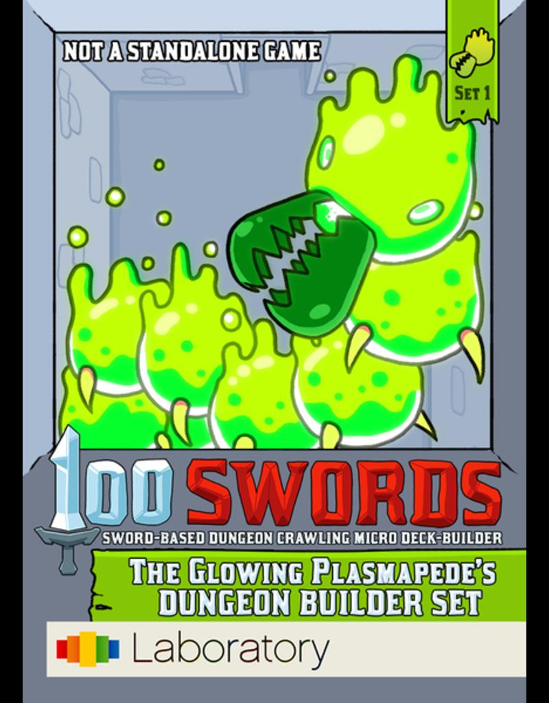 Laboratory Games 100 Swords: The Glowing Plasmapede's Dungeon Builder Set