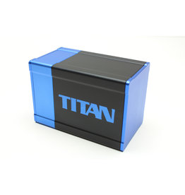 Titan Deck Box Blue