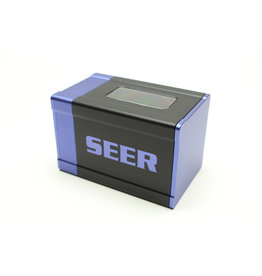 Seer Deck Box Purple