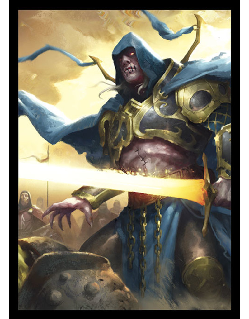 Legion Supplies Knight Shadow - Epic Character Sleeves (60)