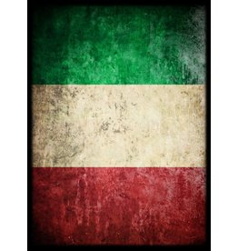 Max Protection Sleeves - Italy Flag