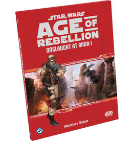 Star Wars - Age of Rebellion RPG: Onslaught at Arda I