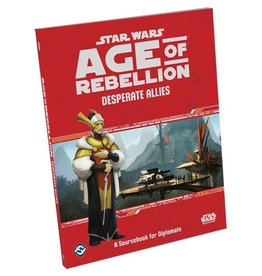 Star Wars - Age of Rebellion RPG: Desperate Allies