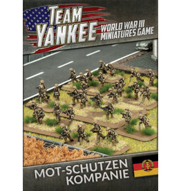 Team Yankee: Mot-Schutzen Kompanie (East German)