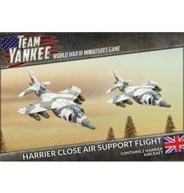 Battlefront Miniatures Harrier Close Air Support Flight (British)
