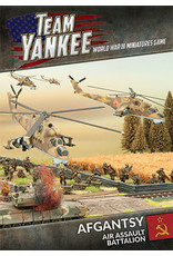Battlefront Miniatures Team Yankee: Afgantsy Air Assault Briefing